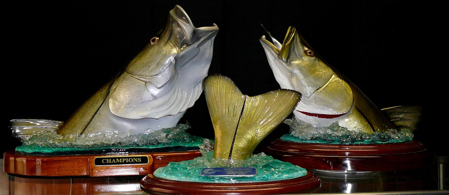 Snook Trophies